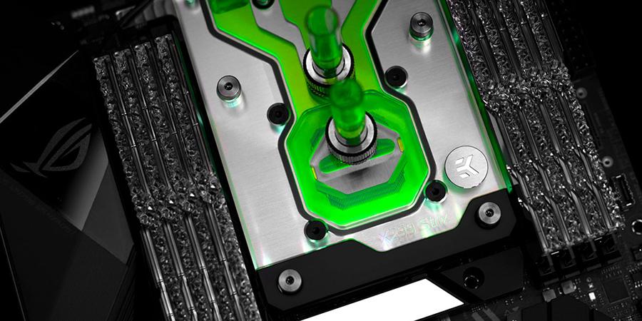 EK-Quantum Momentum ROG Strix X299-E Gaming II D-RGB