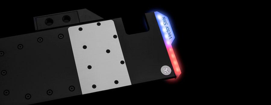 EK Quantum Vector Strix D-RGB Acetal