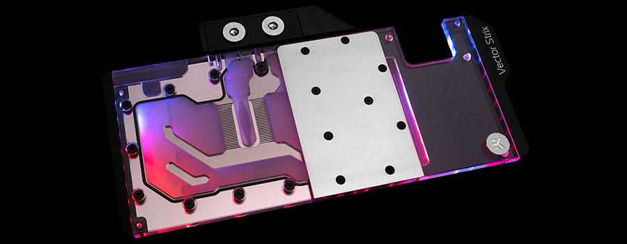 EK-Quantum Vector Strix D-RGB 2080 Ti