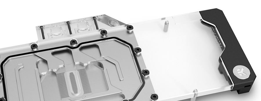 EK Water block for EVGA XC3 RTX 3080 and 3090