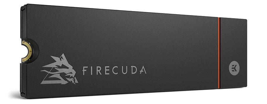 Firecuda 530 SSD with heatsink
