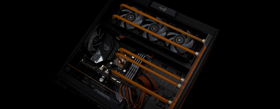 EK-Classic InWin 303EK - Black