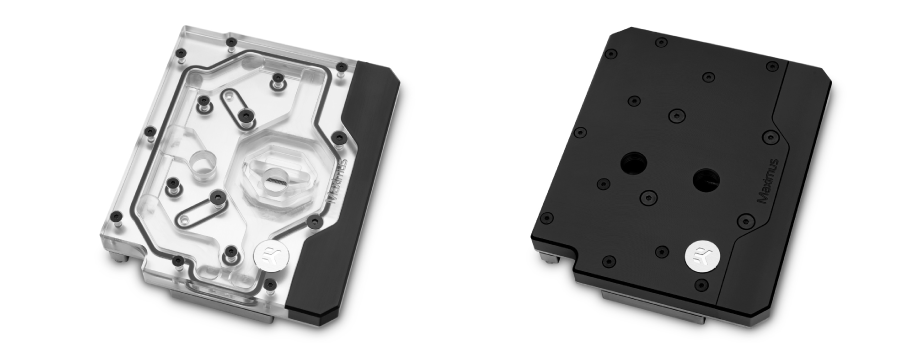 EK Monoblock for ROG Maximus XII Hero