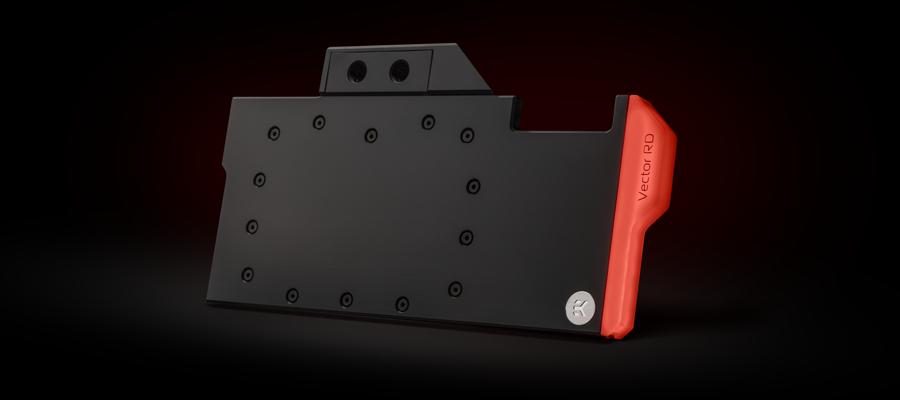 EK water block for Red Devil RX 6800, 6900XT GPUs