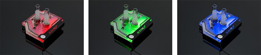 EK-FB ASUS Strix X470 RGB