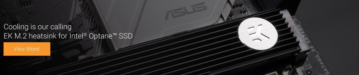 EK Intel Optane Heatsink