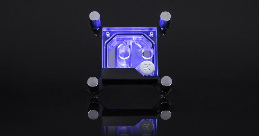 EK Supremacy Classic RGB water block