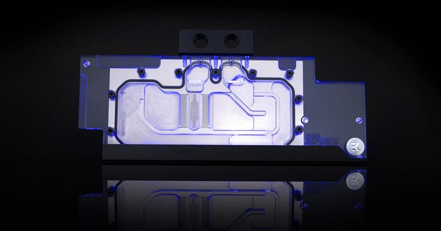 EK-FC RTX 2080 +Ti Classic RGB - Nickel + Plexi