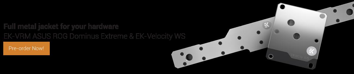 EK-VRM ROG Dominus EK-Velocity WS