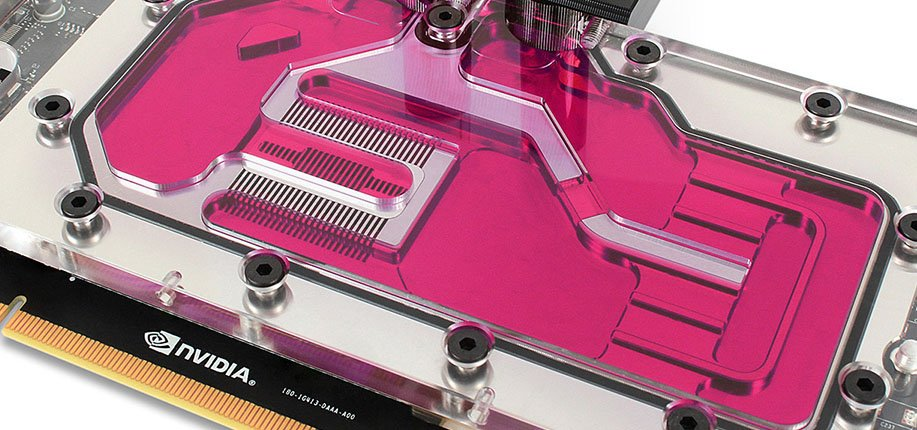 Ek Cryofuel coolant Power Pink
