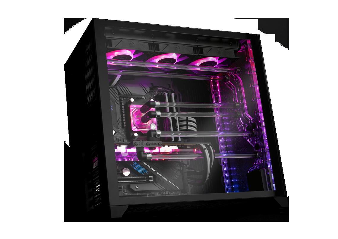 EK Fluid Gaming PC