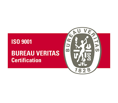 9001 BUREAU VERITAS Certification