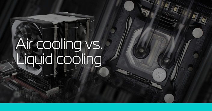Liquid Cooling vs Air Cooling
