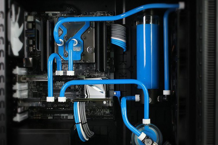 how to fix overheating liquid cooling system
