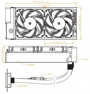 EK XLC Predator 240 (incl_ QDC)_radiator_space_req