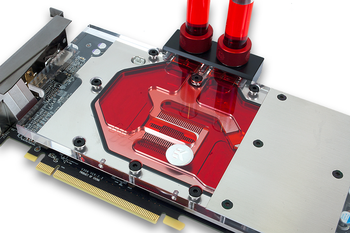 EK releases MSI® RADEON™ R9 390X GAMING 8G Full-Cover water