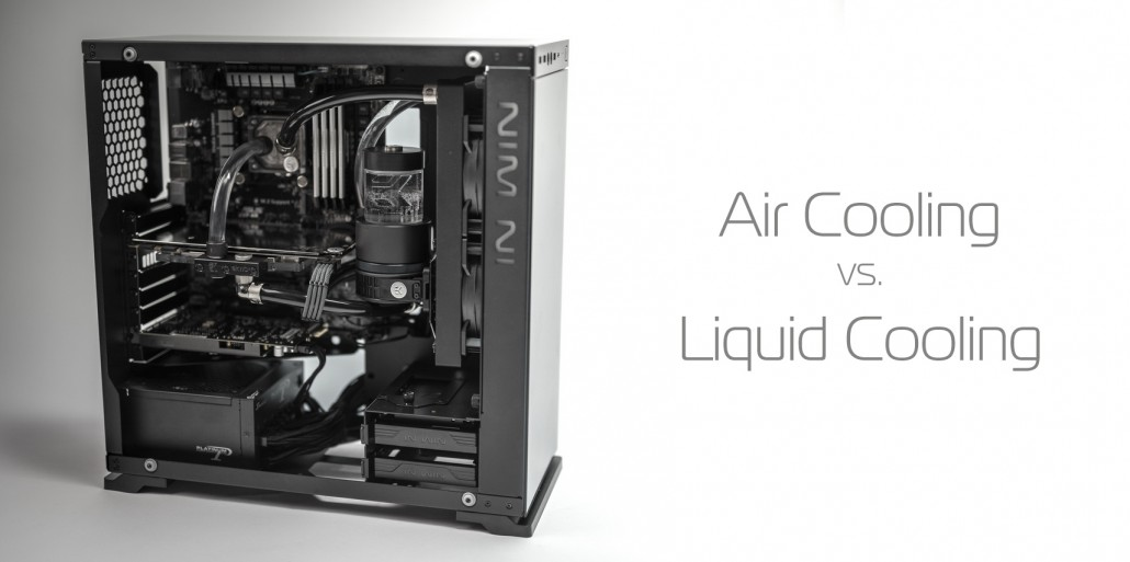 16kw Air Cooled Water Cooler : Air cooling vs liquid ekwb
