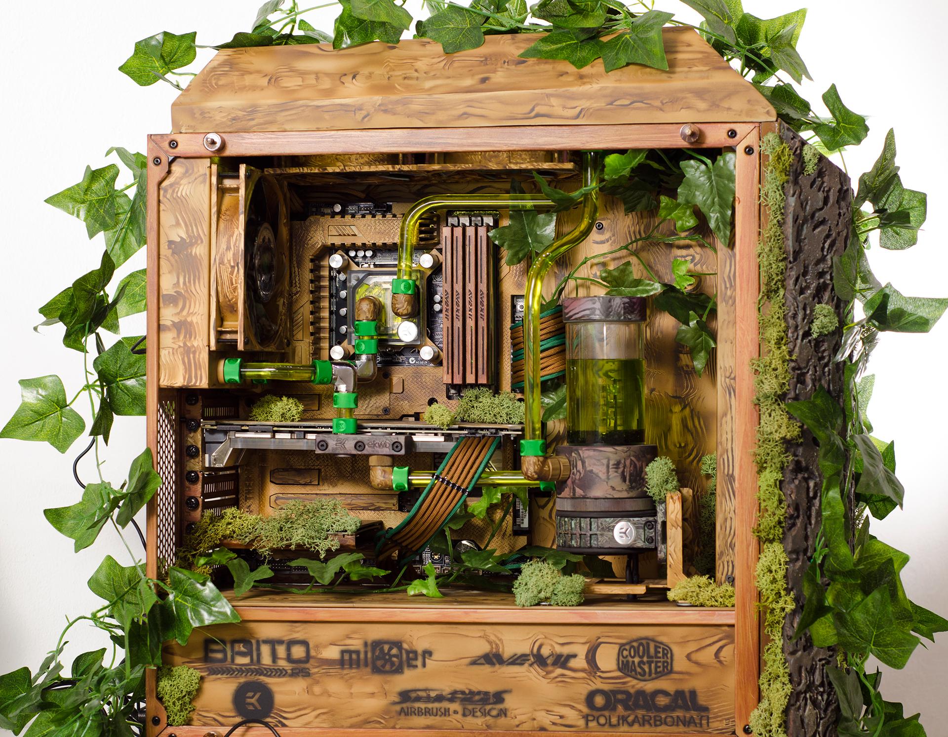 Back To Nature Ivy By Megaskot Ekwb Com