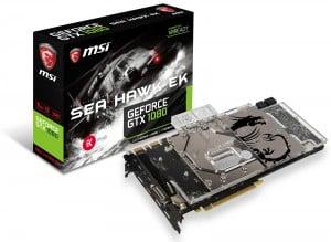 GeForce GTX 1080 SEA HAWK EK