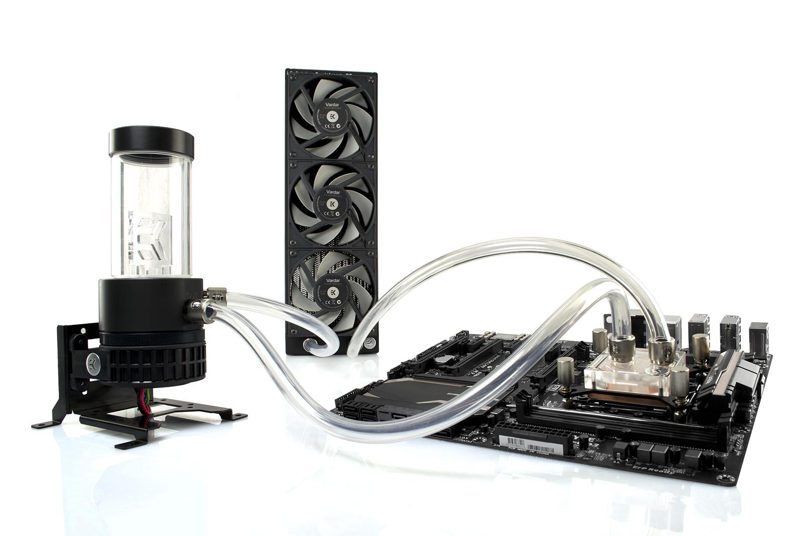 How to choose the right liquid cooling kit? ekwb.com #736658