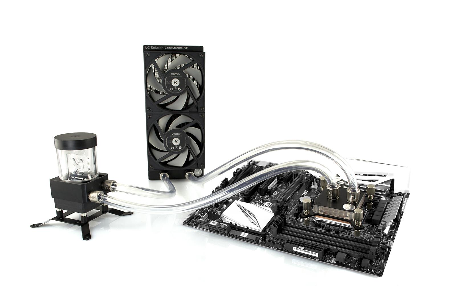 How to choose the right liquid cooling kit? ekwb.com #796752