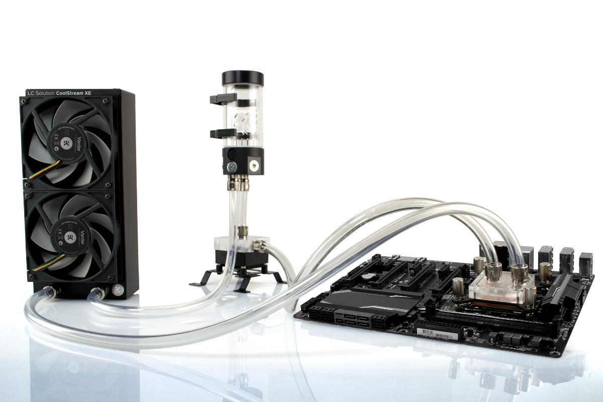 How to choose the right liquid cooling kit? ekwb.com #556876