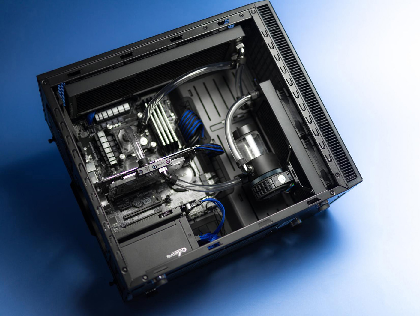 What to look for when buying a case for liquid cooling? - ekwb com