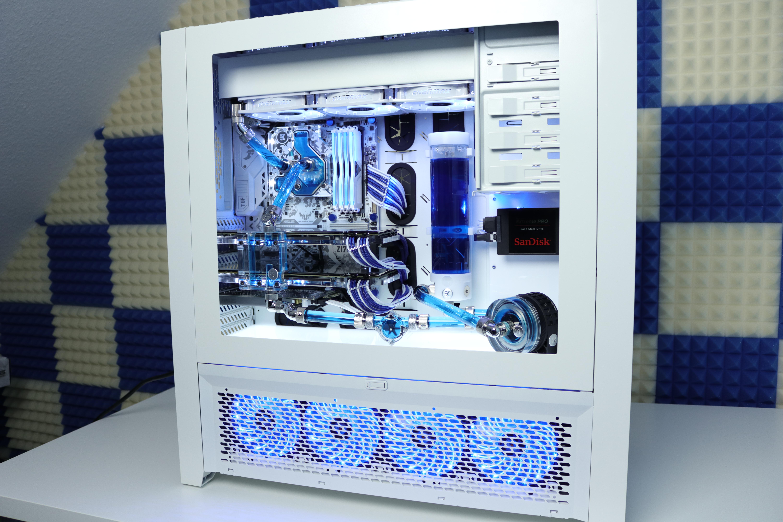 White 900d By Danny Boehm Ekwb Com
