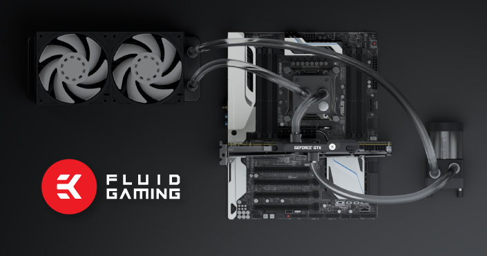 EK Fluid Gaming sets a new standard for Water cooling