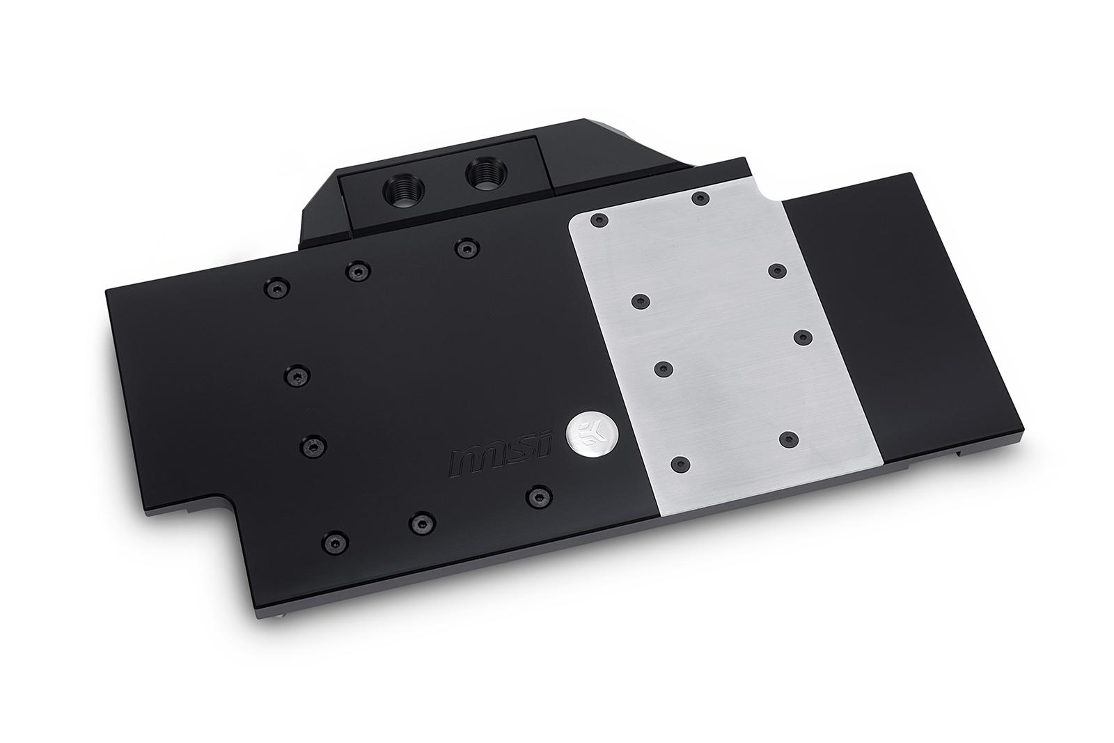 EK releases water block for MSI® GeForce® GTX 1080 Ti
