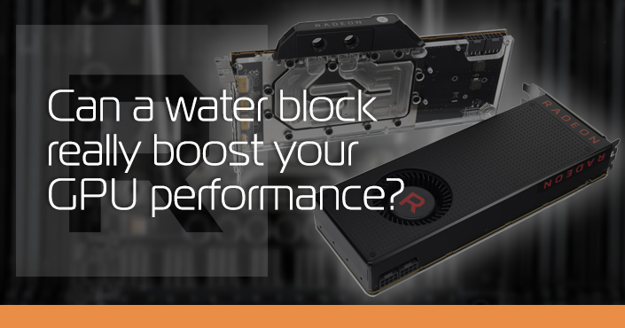 Can a water block really boost your GPU performance?