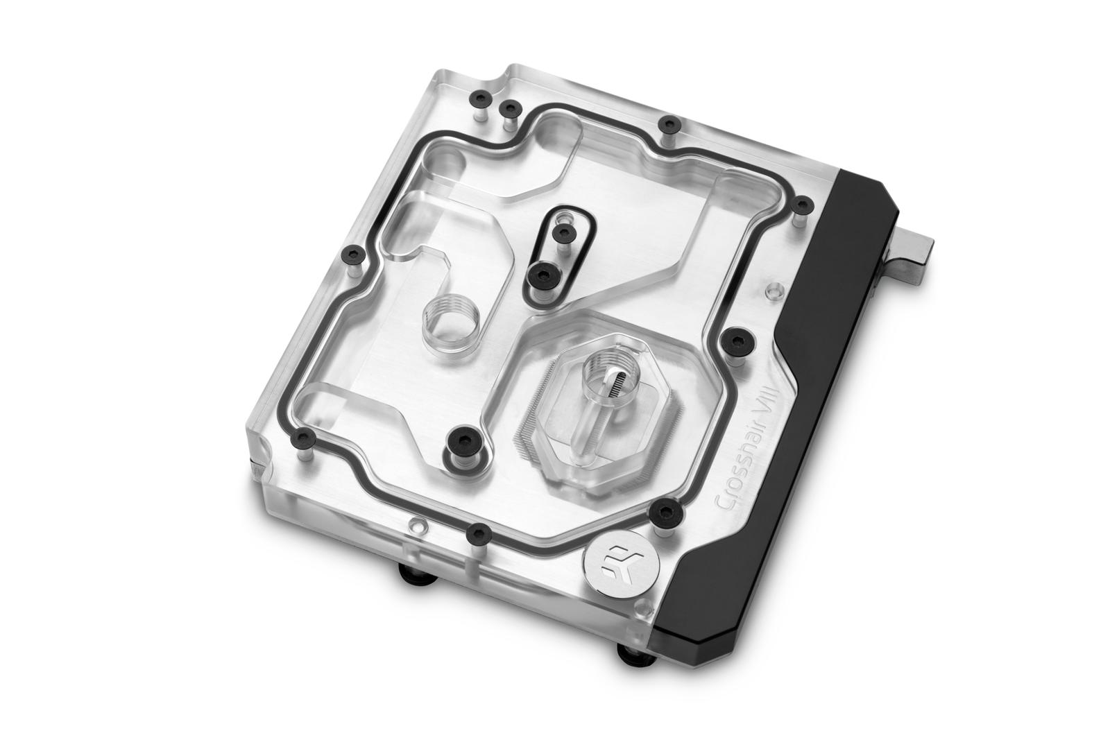ROG Crosshair VIII Hero X570 Monoblock front