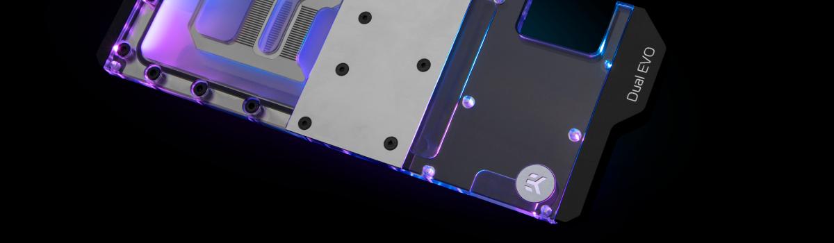 EK Quantum Vector Dual RTX 2070/2080 EVO water block