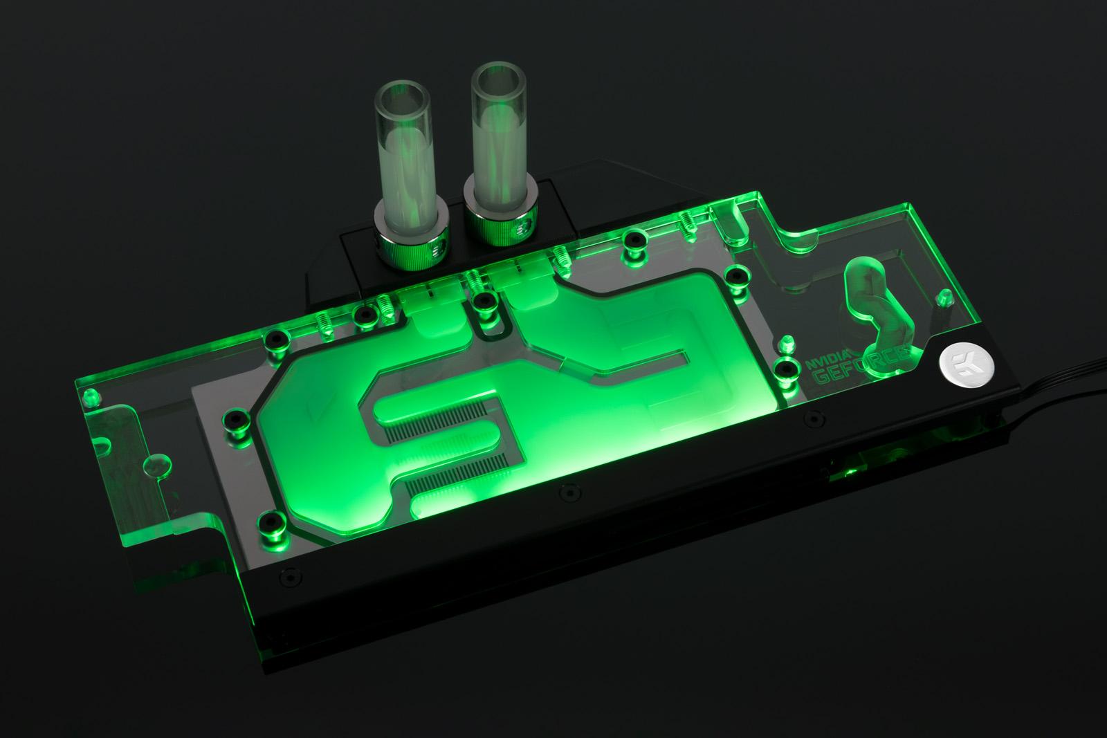EK® is releasing an RGB water block for NVIDIA® GeForce® Founders