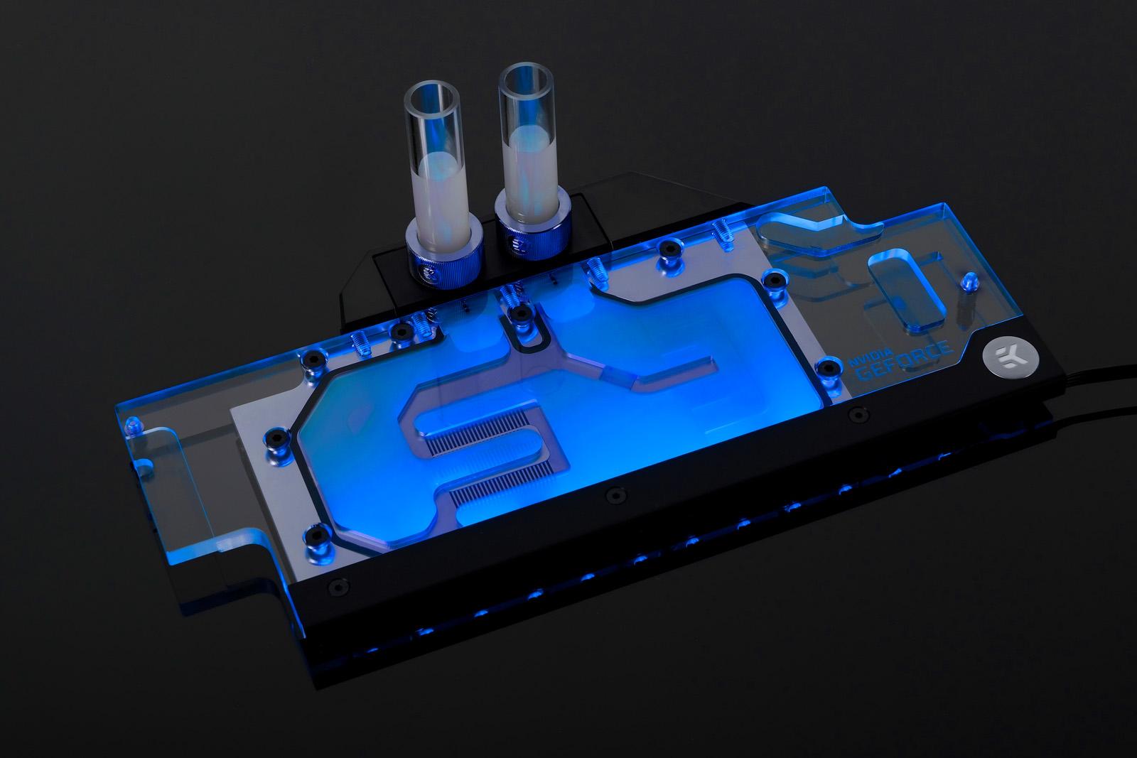 EK® is releasing Full-Cover water blocks for ASUS® GTX 1070 Ti