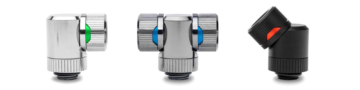 EK Torque fittings for water cooling
