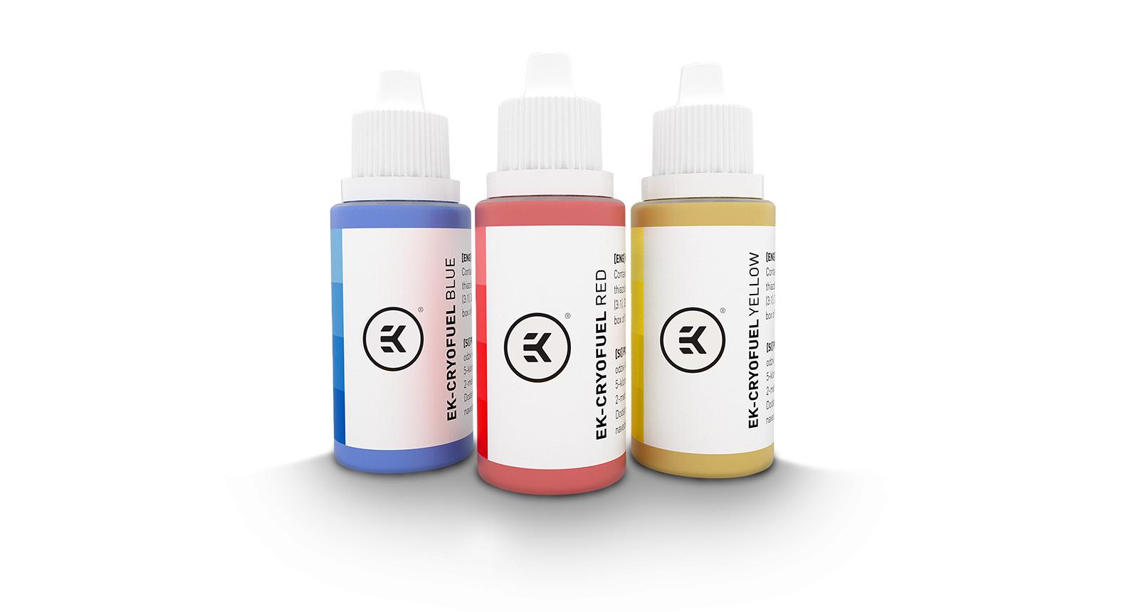 EK Cryofuel Dyes