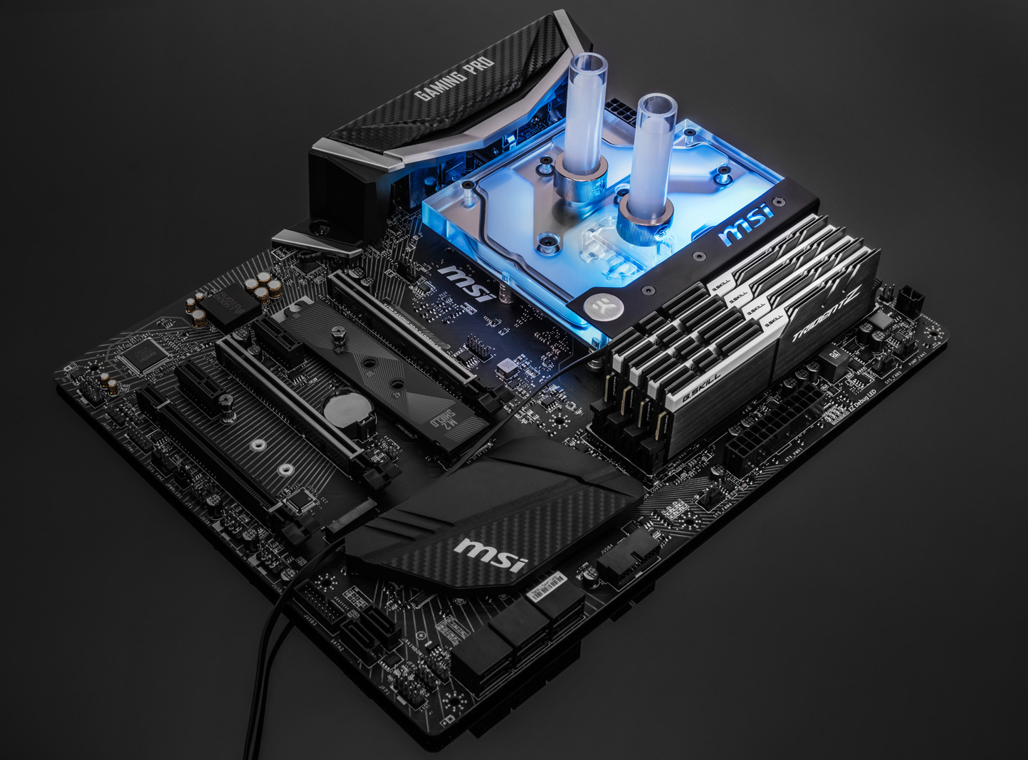 EK® is releasing a new AM4 monoblock for the MSI® X470
