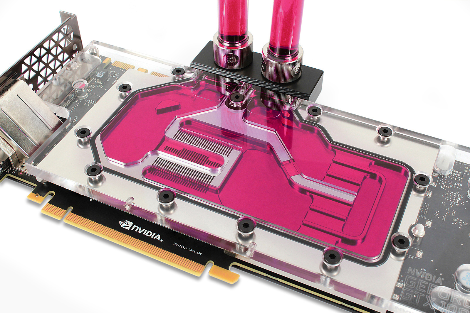 EK Cryofuel Power Pink