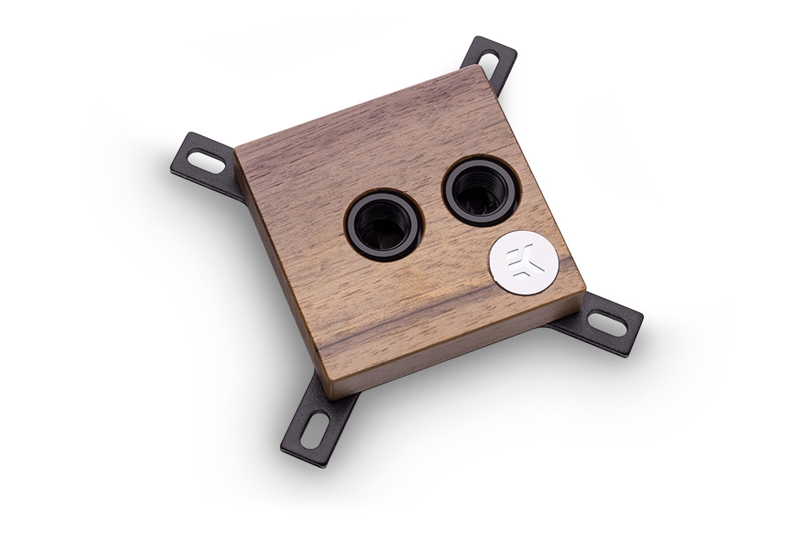 EK Lignum wooden line - CPU block