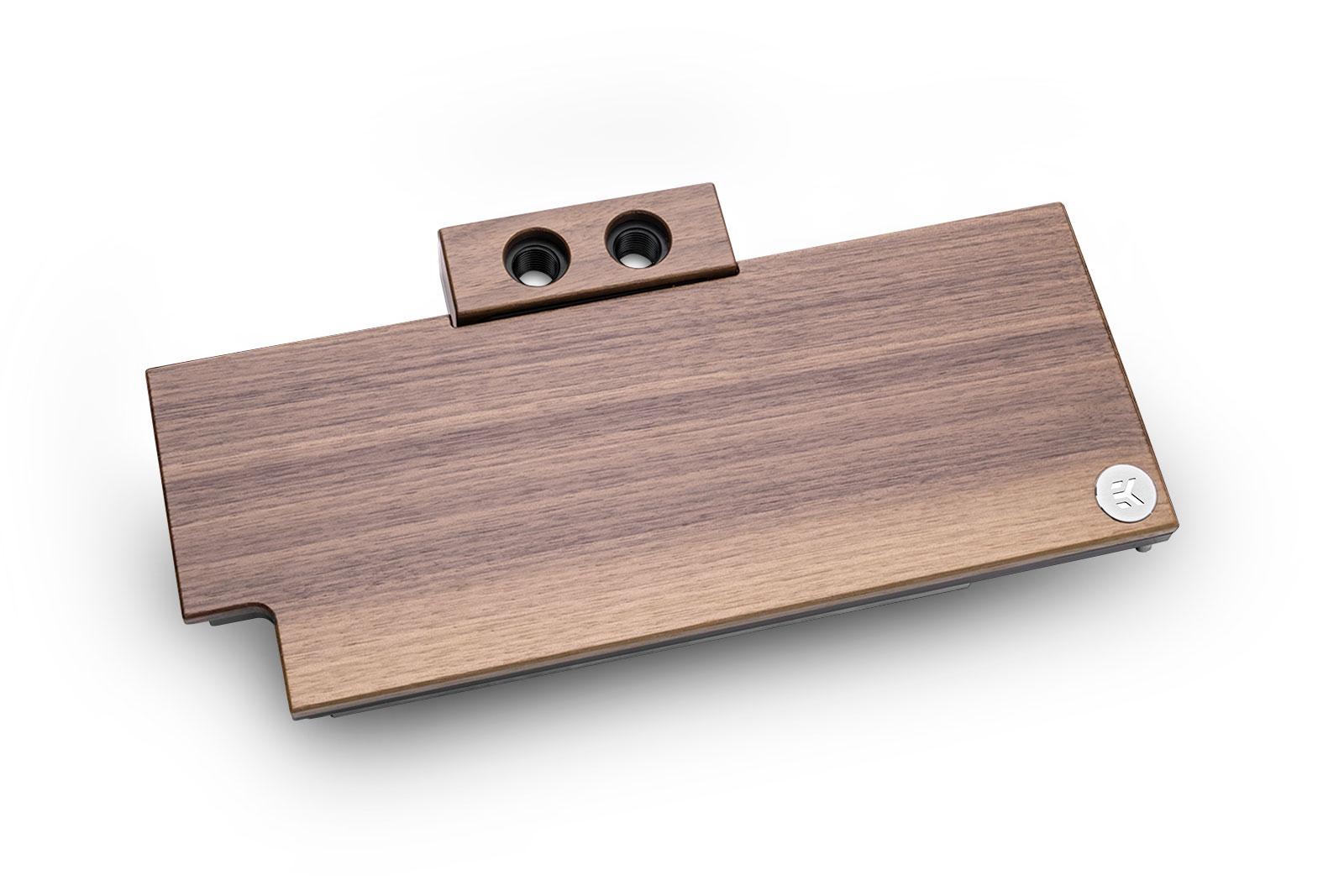 EK Lignum wooden line - GPU block RTX 2080 Ti
