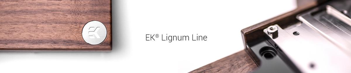 EK Lignum - wooden line