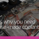 This is why you need coolants for water cooling
