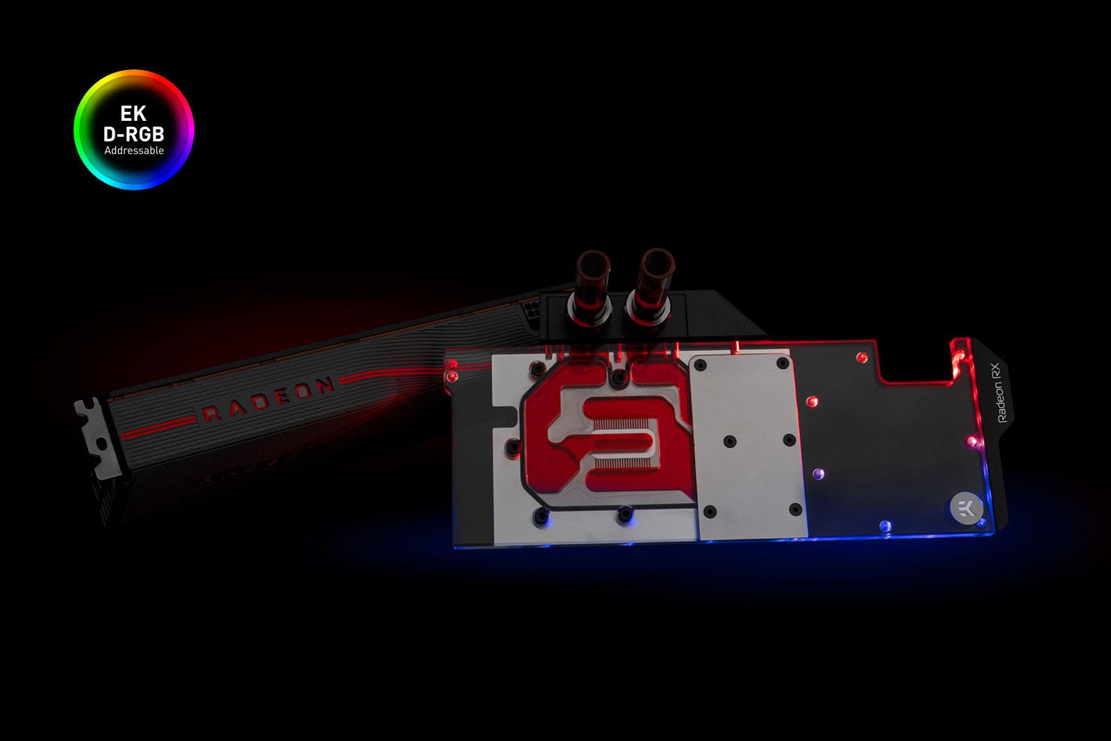 EK-Quantum Vector RX 5700 +XT D-RGB