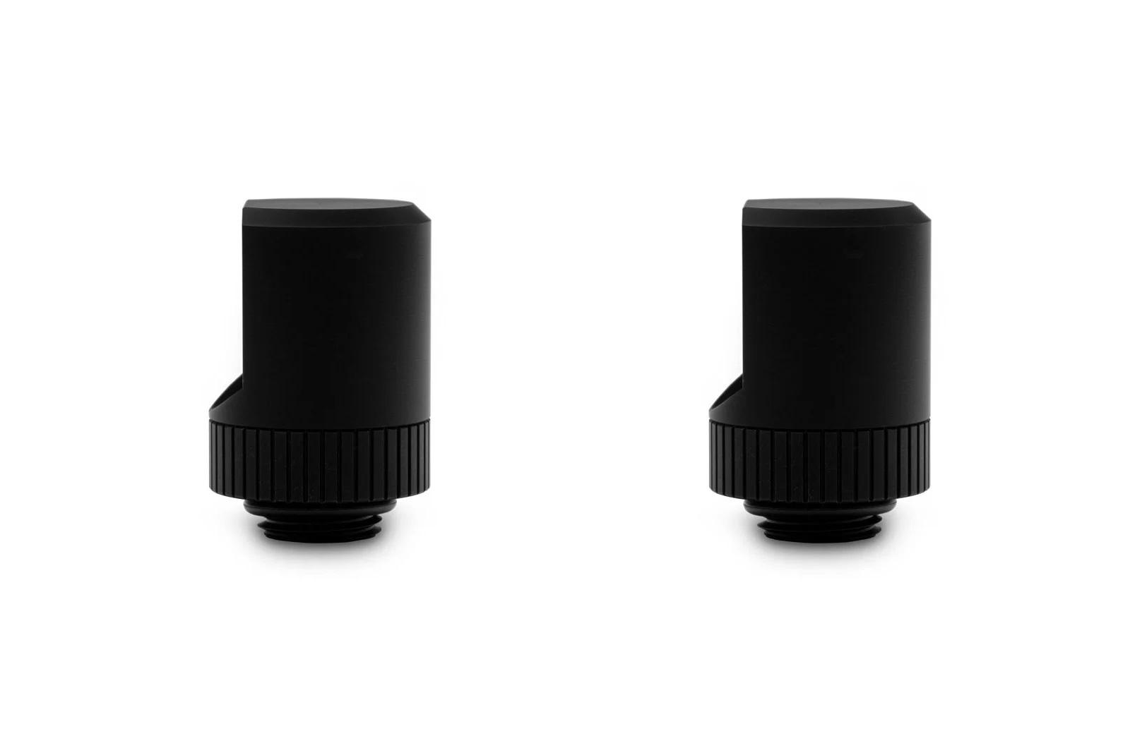 EK-Quantum Power Kit - Kit_Torque Angled 90° - Black_x2