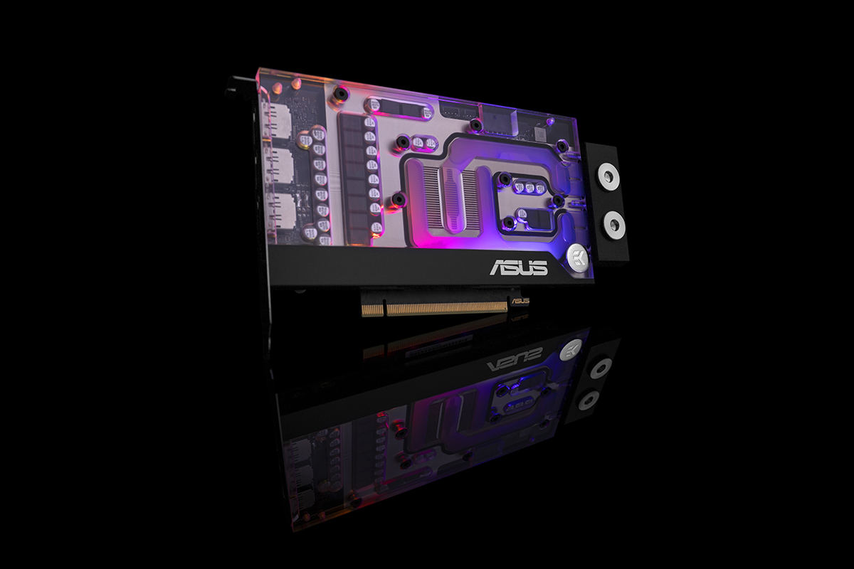 ASUS EKWB GeForce RTX 3070 Hero