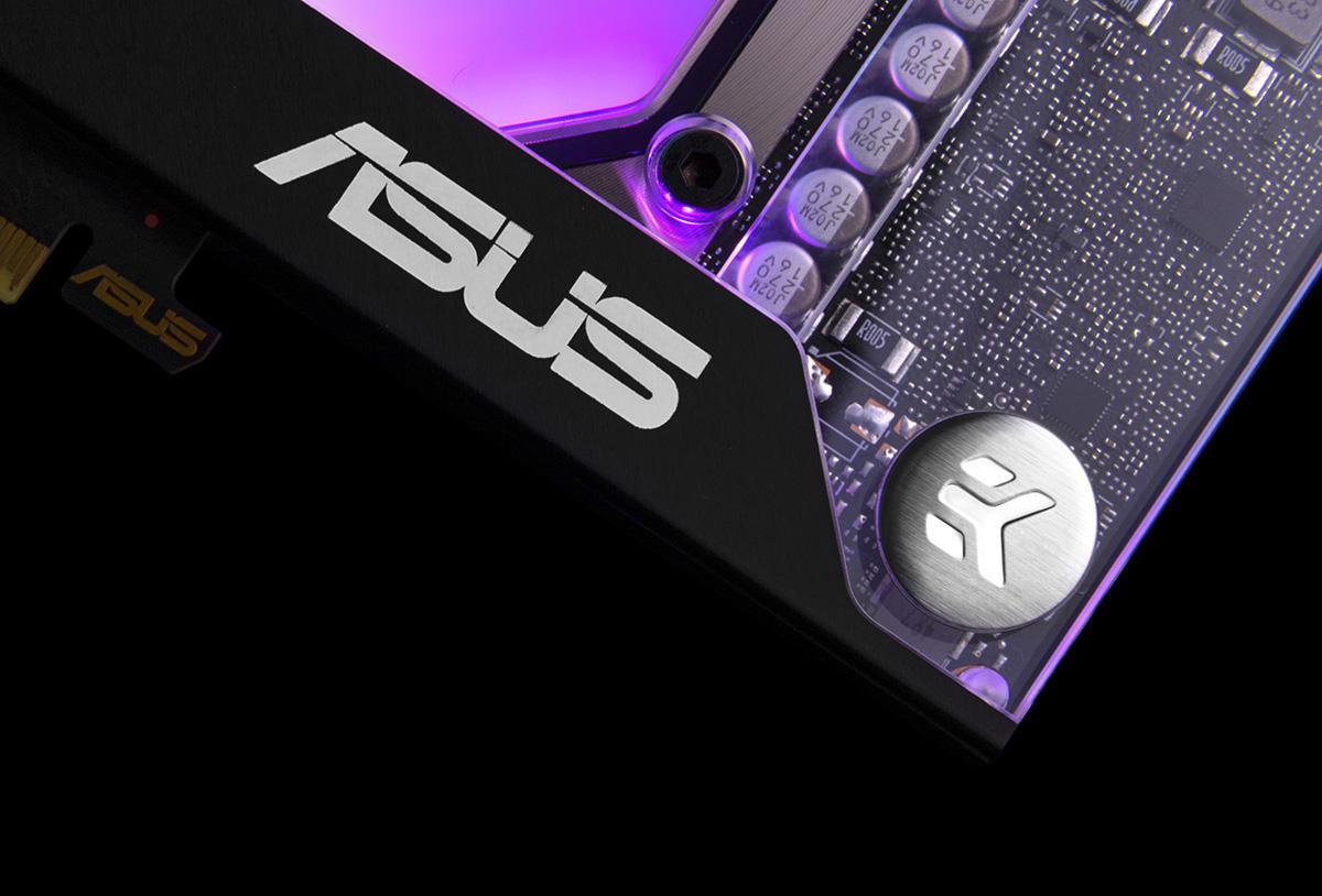 ASUS EKWB GeForce RTX 3080-3090 Detail
