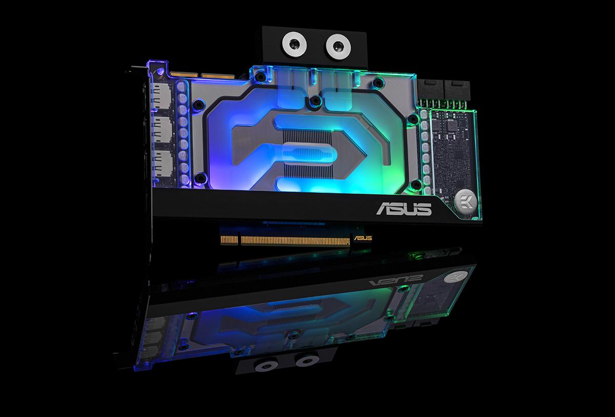 ASUS EKWB GeForce RTX 3080-3090 Hero