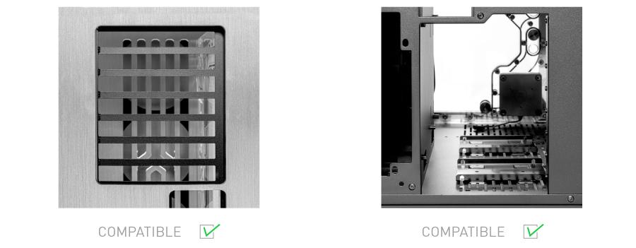 EK GPU Vertical Holder Compatibility