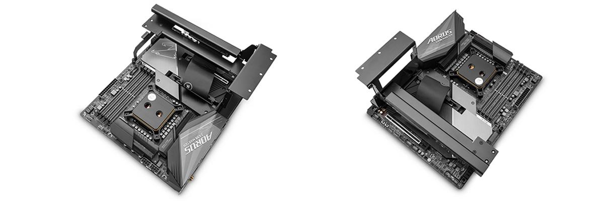 EK Vertical GPU Holder - Shifted
